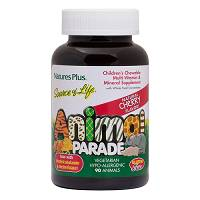 Animal Parade multivitaminico masticabile ciliegia 90 cpr.
