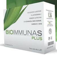 BIOIMMUNAS PLUS 24BUSTINE