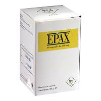 EPAX INTEGRAT 60CPS 500MG