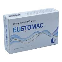 EUSTOMAC 30CPS 550MG
