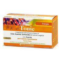 FIALE TONIC S/MIELE 10fl 10ml