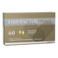 FISH FACTOR PLUS 60PRL