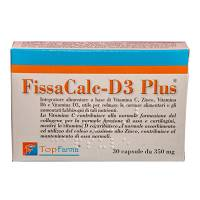 FISSACALC-D3 PLUS 30CPS 350MG