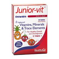 JUNIORVIT BLISTER 30CPS 48G