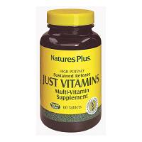 JUST VITAMINS Integratore 60 tavolette