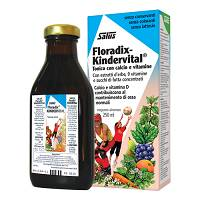 KINDERVITAL Integratore 250 ml