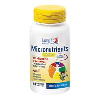 LONGLIFE MICRONUTRIENTS J 90TA