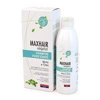 MAX HAIR VEG SH PURIF 200ML