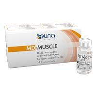 MD-MUSCLE 10 VIALS 2ML