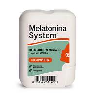 MELATONINA SYSTEM 300CPR 1MG