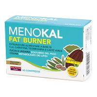 MENOKAL FAT BURNER Integratore compresse 60 cpr