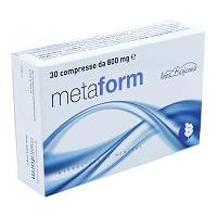 METAFORM 30CPR 800MG