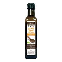 NUT OLIO DI SEMI DI LINO 250ML