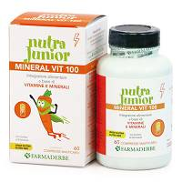 NUTRA JUNIOR MINERAL VIT 30CPR