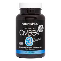 OMEGA 3 COMPLETE 60CPS 900MG