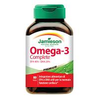 OMEGA 3 Complex 86,40 gr 80 Perle
