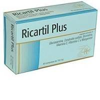 RICARTIL PLUS 40CPR 750MG