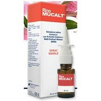 RINOMUCALT SPRAY ADULTI 20ML