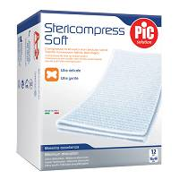 STERICOMPRESS Garza Soft 10x10  100 pezzi